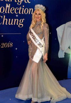Grand-Prix Mrs Universe 2018 - Ершова Инна (Россия)